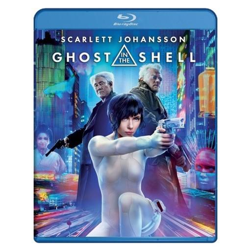 Ghost in the shell 2017 (blu ray/dvd w/digital hd combo) 7PMEUEXB9PYXVXPN