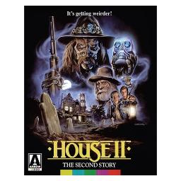 House 2-second story (blu-ray) BRAV124