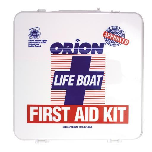 Orion safety products orion life boat first aid kit 811