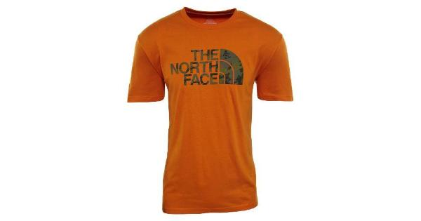 North Face S/s Camo Dome Short Sleeve Crewneck Tee Mens Style : Cp39