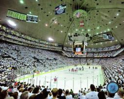 Mellon Arena Game Six of the NHL Stanley Cup Finals Photo Print PFSAALK09401