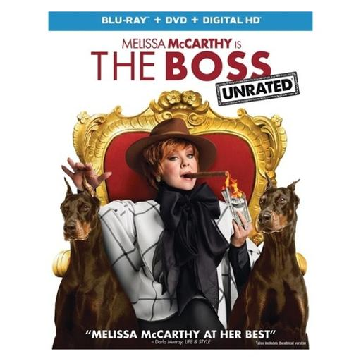 Boss (blu ray/dvd combo w/digital) (2disc) 8CXZ3K89LN4XKAPC