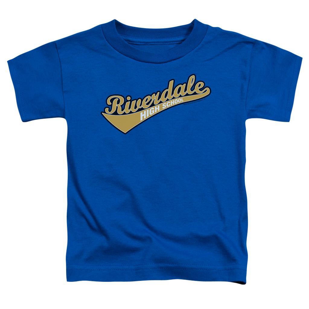 Archie Comics Riverdale High School Little Boys Toddler Shirt