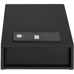 Stack-on qas-1510-b stack-on qas-1510-b quick access auto open drawer with biomet
