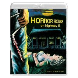 Horror house on highway five (blu ray/dvd combo) (ws/1.85:1/2discs) BRVS134