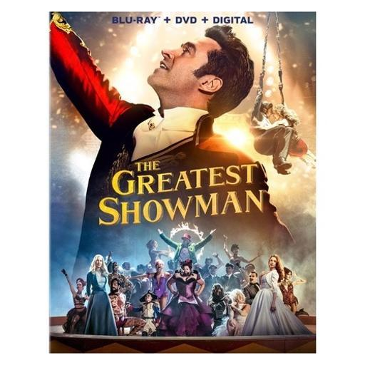 Greatest showman (blu-ray/dvd/digital hd) NRA1S1XGO6SITPQL