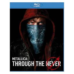 Metallica-through the never (br/2 discs/making of documentary/dd5.1)