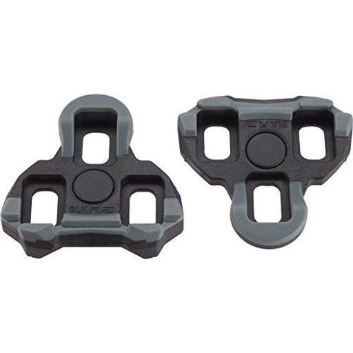 Exustar E-Blkr2 Keo Road Black 0 Degr. Pedal Cleats