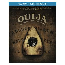 Ouija (blu ray/dvd w/digital hd) BR61120671