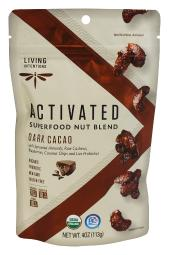 Living Intentions - Activated Superfood Nut Blend Dark Cacao