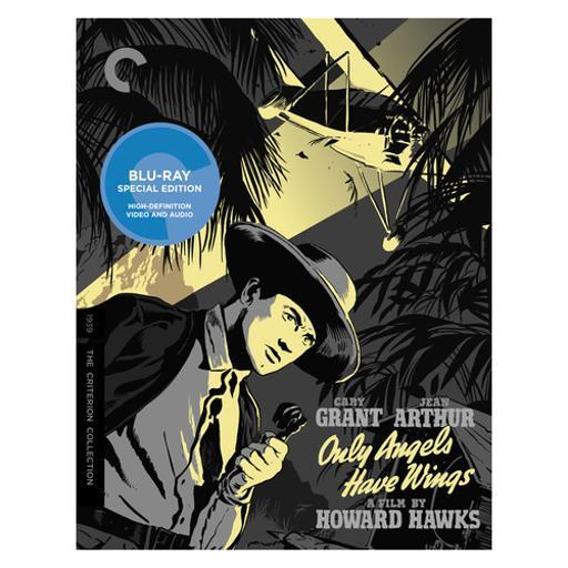 Only angels have wings (blu-ray/1939/ws 1.37/b & w) C8C9AY3HE7KAMGCP