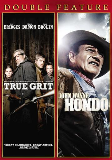 True grit 2010/hondo double feature (dvd/2discs) SQX42BHYDCUC7X73