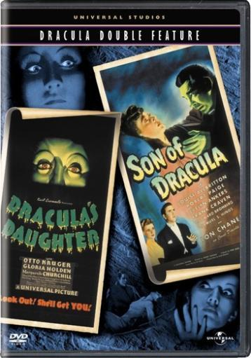 Draculas daughter/son of dracula (dvd)(double features) CYWGOAXXH8WS61H6