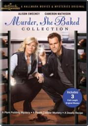 Murder she baked collection (dvd)
