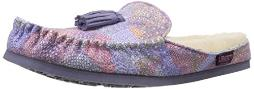 Bedroom Athletics Women's Georgina Mule, Lilac Kaleidoscope, 6 M US