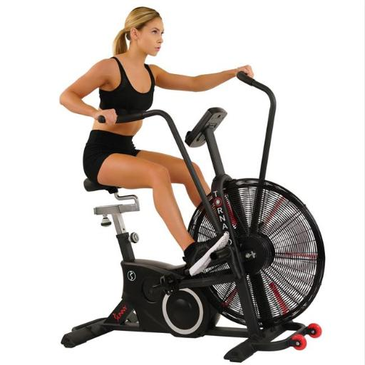 Sunny Health & Fitness SF-B2729 Tornado LX Exercise Air Bike