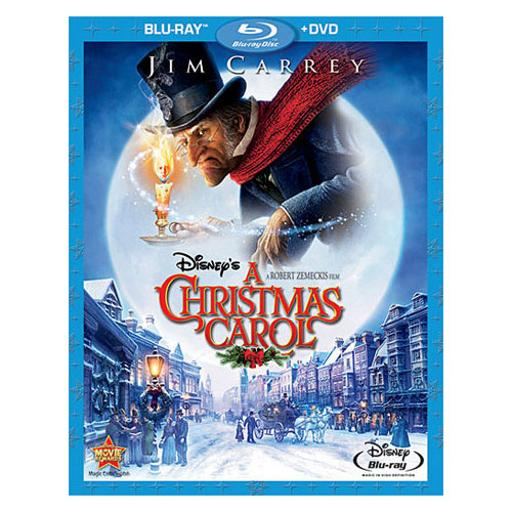 Disneys christmas carol-combo pack (2 discs/blu-ray/dvd) WYOH4WC08PWRL3E4