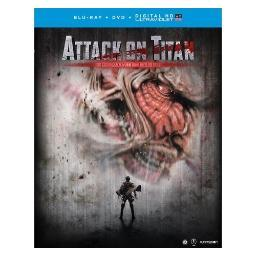 Attack on titan the movie-part 1 (blu ray/dvd combo) BRFN07273