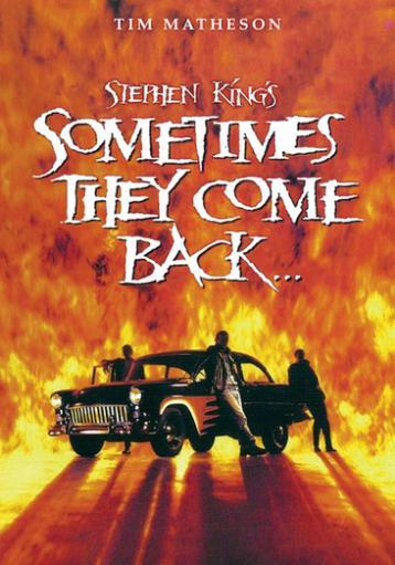 Sometimes they come back (dvd/1991/stephen king) GUO2AQBGIR2S77W0