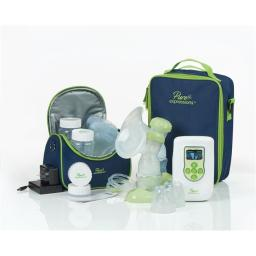 Drive Medical rtlbp2200 Pure Expressions Deluxe Dual Channel Electric Breast Pump