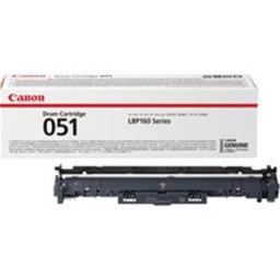Canon CNMCRTDG051DRUM 051 Drum Cartridge, Black