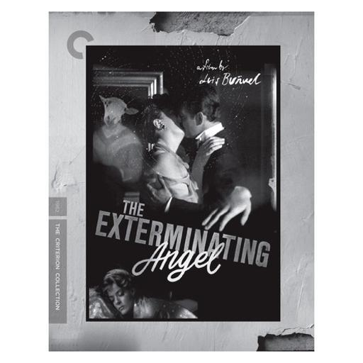 Exterminating angel (blu ray) (ws/b & w/1.33:1/spanish) SNBSWFFNLYSNHM7V