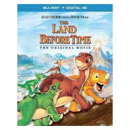 Land before time (blu ray w/digital hd/remastered) BR61172528