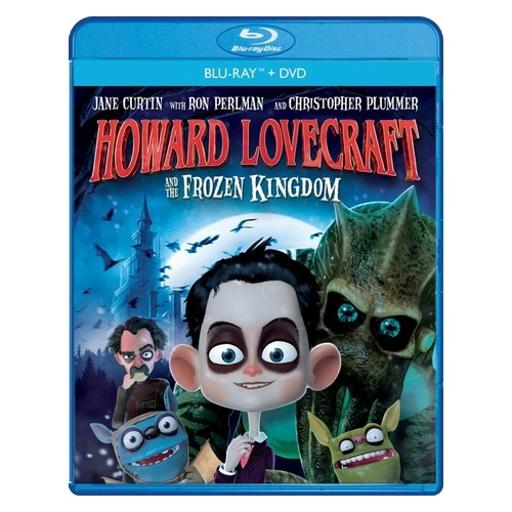 Howard lovecraft & the frozen kingdom (blu ray/dvd combo) (2discs/ws/1.78:1 0U3BGVRI7KMVQGT1