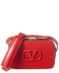 Valentino VSLING Small Leather Crossbody