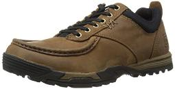 5.11 Men's Pursuit Worker Oxford, Distressed Brown, 4 D(M) US