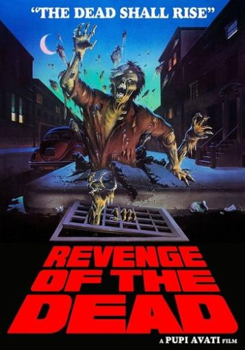 Revenge of the dead (dvd/1983/ws 1.78) 1301028
