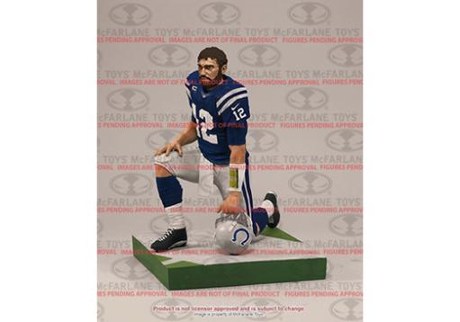 Mcf-nfl series 36 andrew luck colts (6 inch figure)-nla X3SJBEL9DC1XEGYX