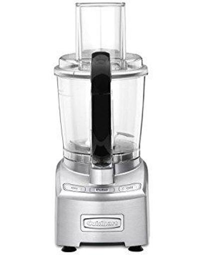 Cuisinart Mfp-108Dc Elite 7-Cup Food Processor, Die Cast (Refurbished)