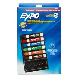 Sanford l p expo low odor 6 marker organizers 80556