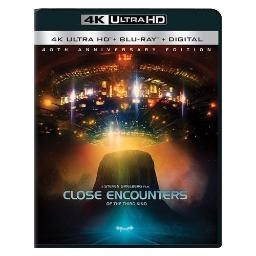 Close encounters of the third kind (blu-ray/4k-uhd/ultraviolet) (3discs) BR49694