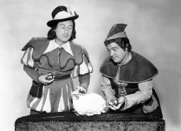 Jack And The Beanstalk Bud Abbott Lou Costello [Abbott & Costello] 1952 Photo Print EVCMBDJAANEC001H