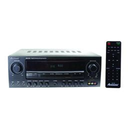 Acesonic AM-200 Power Mixing Amplifier with Recording & Bluetooth Function