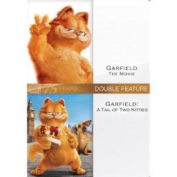 GARFIELD THE MOVIE/TAIL OF TWO KITTIES (DVD/DBFE) 24543663188