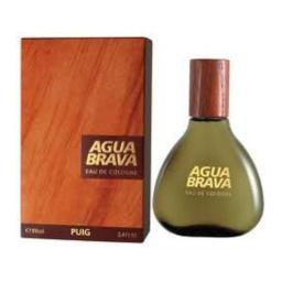 Agua Brava For Men By Antnio Puig - Cologne Spray 3.4 Oz