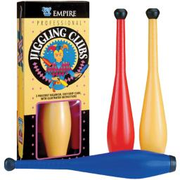Juggling Club Set Boxed OA14