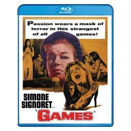 Games (blu ray) (ws/2.35:1) BRSF18478