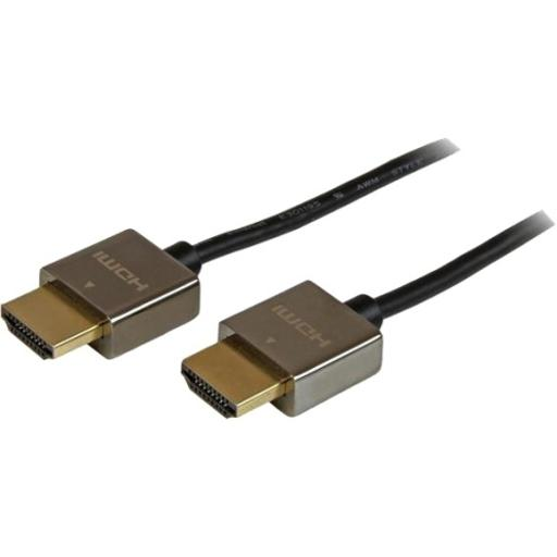 Startech.com hdpsmm2m create stylish and durable ultra hd connections between your high speed hdmi-equ
