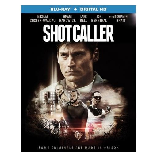 Shot caller (blu ray w/digital hd) (ws/eng/span sub/eng sdh/5.1 dts-hd) 1301032