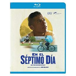 En el septimo dia-on the seventh day (blu-ray/ws/eng & spa/dts-ma5.1)