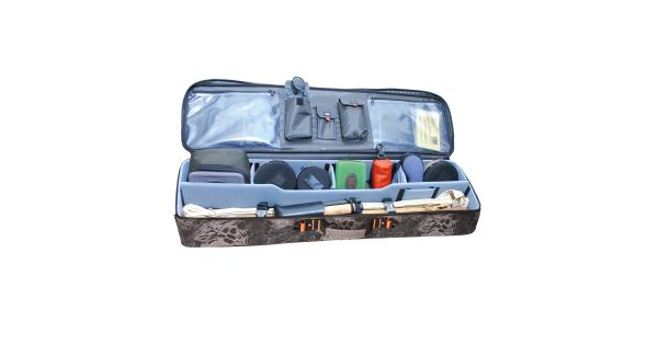 Gps outdoors gps-3451tc gps fly rod and reel travel case
