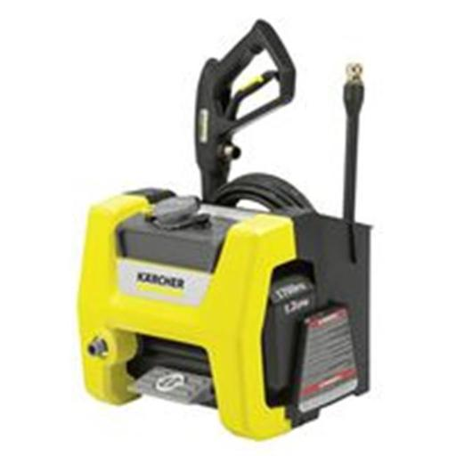 Karcher North America 1902253 1700 PSI Electric Cube Power Pressure Washer