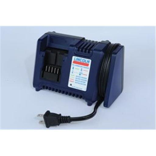 Lincoln Industrial 1850 18-Volt Li-Ion Battery Charger