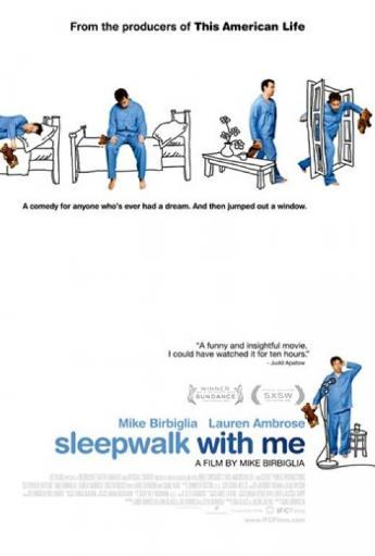 Sleepwalk with Me Movie Poster (11 x 17) P01IVTYDW4S9LFHB