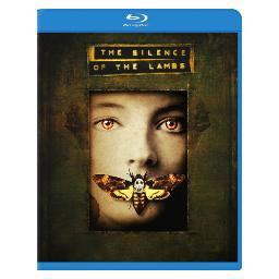 Silence of the lambs (blu-ray/ws-1.85/fr-sp sub/sac) BRM107151