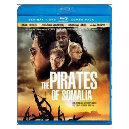 Pirates of somalia (blu ray/dvd combo w/o-card) (2discs/slimline/ws) BR06551
